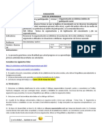 GUIA N°2 -ARGUMENTACIÓN Y PARTICIPACIÓN