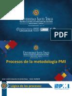 Clase 3 PMI Procesos inicio, planificación (hasta la EDT)