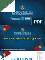 Clase 4 PMI Procesos planificación (cronograma)