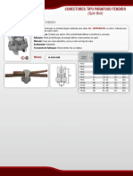 Catalogo - Conector Split Bolt aterramento cabo ate 240mm2 - INTELLI