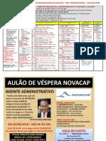REGIMENTO NOVACAP - ESQUEMATIZADO