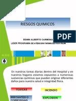 RIESGOS QUIMICOS HOSPITALARIOS