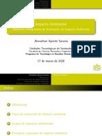 Aspectos conceptuales EIA