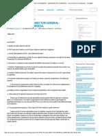 CASO PRÁCTICO EL DIRECTOR GENERAL - LIDERAZGO EN LA EMPRESA. - Documentos de Investigación - John0099