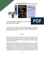Psychodramatic Adaptation by David Arthur Walters