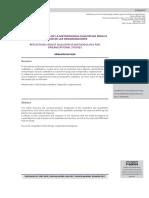 REFLEXIONES ACERCA DE LA METODOLOGIA CUALITATIVA PARA EL ESTUDIO DE LAS ORGANIZACIONES