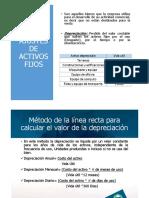 AJUSTES CONTABLES FIJOS Y DIFERIDOS