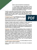 TIPOS DE HERENCIA (GUIA DE CONCEPTOS SUCESORALES)