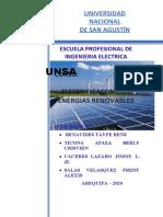 ELECTRIFICACION CON ERNERGIAS RENOVABLES-PLAN GRUPO6