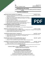 taylor bibula resume 2020