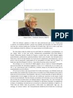 Miguel Saenz - Traducción y cultura en el ámbito literario
