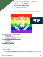 Desiderio Parrilla Martínez, Contra el movimiento LGBT y la «ideología de género» (1), El Catoblepas 120_1, 2012
