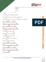 70 Louvores Cifrados - 2019.2