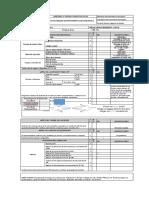 lista de chequeo tetra