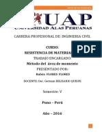 CARATULA DE RESISTENCIA DE MATERIALES.docx