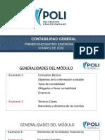 CLASE EN VIVO # 1 CONTABILIDAD GENERAL 18 MAY 2020 - grupo 1