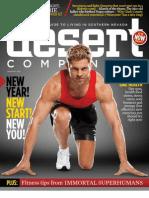 Desert Companion Magazine January 2011
