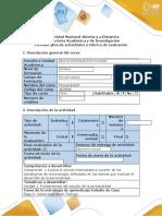 Fase 0 - Contextualización - Actividad de Reconocimiento