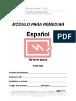 9no Español