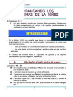 CONSOL. 1 - ARRANCANDO LOS TRAUMAS DE LA NIÑEZ