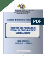 CURRICULO CIENCIA POLITICA Y GOBERNABILIDAD 07-03-2019[12358]