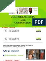 FACTORES EXTERNOS comportamiento consumidor. COMPLETOppt