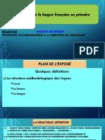 La didactique PDF