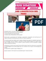Realidad-Lingüística-del-Perú-para-Cuarto-de-Secundaria