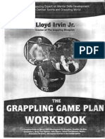 grappling gameplan - workbook