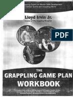 grappling gameplan - workbook
