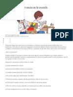 Normas de convivencia en la escuela 3.9