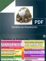 Variables_Distribucion y Procedimientos_Transporte