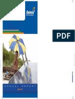 Dalmia Annual-Report 2014-15