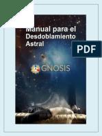 Desdoblamiento Astral - Manual Gnostico - www.gnosis.is.pdf