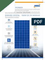 DC Module Brochure