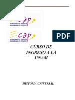 Historia Universal - UNAM