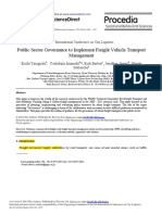 (3)Public-Sector-Governance-to-Implement-Freight-_2014_Procedia---Social-and-Be