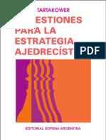 Sugestiones para la estrategia ajedrecística – Savielly Tartakower.pdf