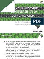 2. LA COMUNICACION PRESENTACION ANM.ppt