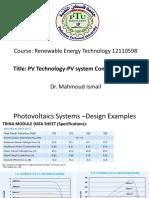 RET -PV TECHNOLOGY -L7-Basic