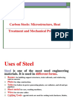7_Carbon Steel & Heat treatment