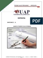 ENTROPIA - Fisica II (UAP)