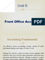 Unit II _ Front Office Accounting.pptx
