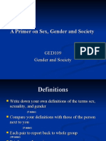 Lesson 1 - Sex and Gender in Society.ppt