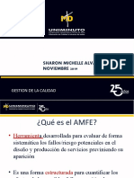ANALISIS MODAL DE FALLAS Y EFECTOS