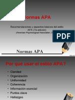 Presentación Normas APA 7ma Edición.ppt