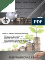 UNIDAD III economica