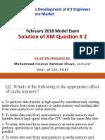 AM Q2 by Mohammad Insanur Rahman Shuvo