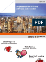 Cable Fault Location