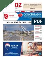 La Voz de La a6 Num.200. Mayo 2020